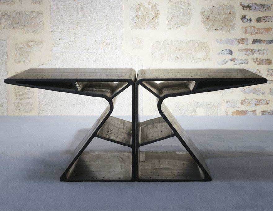 Table B Nervure